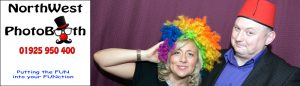 North West Photo Booth Hire - Banner Three