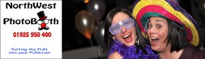 North West Photo Booth Hire - Banner Two