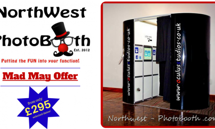 Photobooth Mad May Offer £295