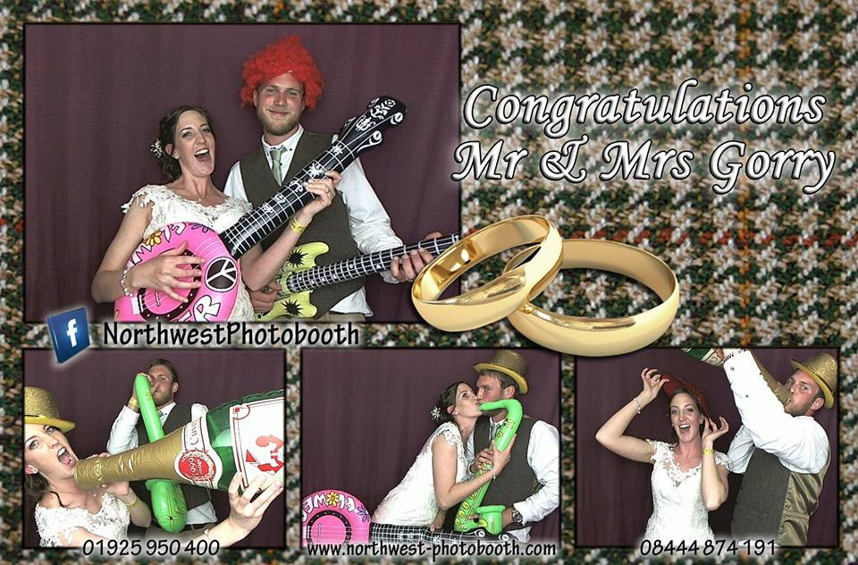 Photobooth hire for weddings